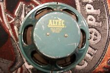 Altec lansing Speaker 12' woofer 412 A BiFlex , needs rebuild.