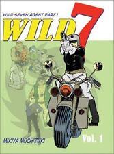 Wild 7 Vol. 1 by Mikiya Mochizuki (2005, Paperback)