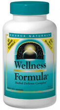 Source Naturals Wellness Immune Formula Herbal Defense Complex - 180 Tablets
