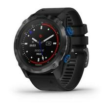 Garmin Descent Mk2i Titanium Carbon Gray DLC w/Black Band - 010-02132-01