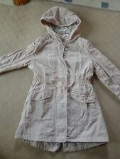M & S PINK GIRLS JACKET AGE 7-8 YEARS *FAB CONDITION*