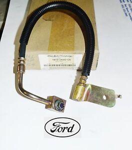 Ford Crown Victoria Lincoln Town Car Grand Marquis NOS FORD BRAKE HOSE Rear RH
