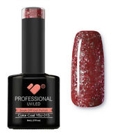 YBJ-015 VB™ Line Hot Platinum Dark Cherry - UV/LED soak off gel nail polish