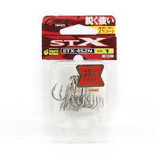Owner STX-45ZN Treble Hook Size 1 (6265)