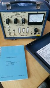 BT Tester 293A AUD 1 DIGITAL REGENERATOR TEST UNIT POWERS ON VGC RARE UNIT