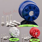 #5681 Aluminum Duty Differential Carrier W/Rings Washer For RC Traxxas Summit photo