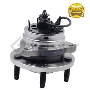 Wheel Hub Bearing Assembly Fits 04-12 Cobalt Malibu HHR G6 Aura 5 Lug Stud W/ABS