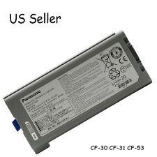 Genuine Panasonic ToughBook CF-VZSU46 Battery CF-30 CF-31 CF-53 10.65V 8.55A