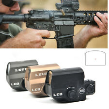 Optic Holographic Tactical Red Dot Sight Rifle Scope Hunting Scopes