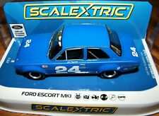 "Scalextric""Ford Escort MK1 # 24 Daytona 1972 - C4085""1:32"