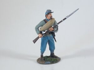Britains ACW. Confederate Infantry At-The-Ready. #31005. Cased