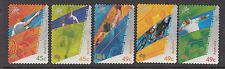 Australia 2000 Paralympics Fine used set 5 self adhesive stamps