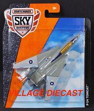2018 Matchbox Sky Busters® (Grumman) F-14 Tomcat™ GREY / MOC