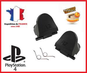 Kit de réparation pour manette PS4 gâchette bouton L2+R2 avec ressort