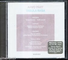 "Arvo Pa""rt: Tabula Rasa - Gidon Kremer & Keith Jarrett - 12 Cellists - NEW CD"