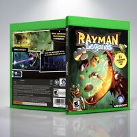 Rayman Legends - Replacement Xbox One Cover and Case. NO GAME!!!
