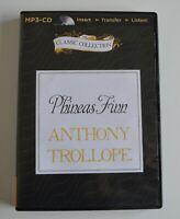 Phineas Finn: Anthony Trollope - Unabridged Audiobook MP3CD