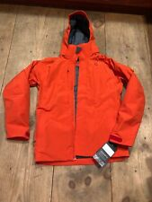 Scott Ultimate Dryo 40 Shell Men Medium M Ski Jacket Coat  Moroccan Red NWT