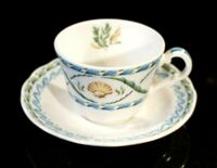 Beautiful Royal Doulton Coral Reef Cup And Saucer