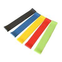 2X(Banda elastica resistencia de cinturon para el ejercicio de yoga Estiramiento