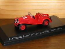 "Fiat Balilla Sport ""MilleMiglia 1937"""