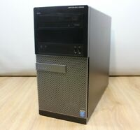 Dell Optiplex 3020 Windows 10 Tower PC Intel Core i3 4th Gen 3.4 4GB 320GB WiFi