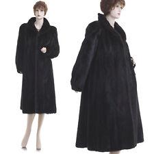 ON SALE! Mint! Forever Fashionable Black Mahogany High-Grade Female Mink Coat