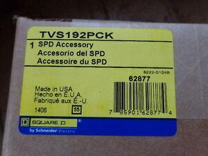 SQUARE D TVS192PCK * NEW IN BOX *
