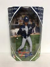 New York Yankees BARBIE Collectors Edition Doll 1999 Mattel #23881