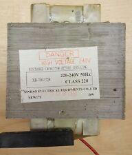 Micro-ondes principal transformateur de puissance Original Pièce De Rechange XB-700-1724