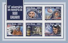 GUINEA-BISSAU 2018 Yuri Gagarin S201804