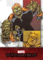 HULKLING / Marvel Beginnings Series 1 BASE Trading Card #08