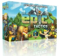 TINY EPIC TACTICS Game DELUXE KICKSTARTER EXCLUSIVE EDITION NEW/SHIP$0/INT'L!