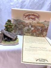 David Winter - The Shires - Shropshire Pig Shelter - 1992 Box Coa