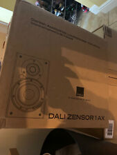 Dali Ax1 Active Book Shelf Speakers Boxed