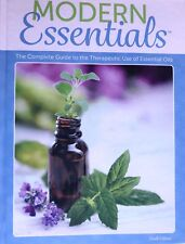 doTERRA Modern Essentials 9th Ed. 2017 essential oils manual guide book young