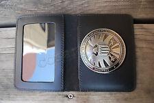 Avengers Agents of S.H.I.E.L.D SHIELD Eagle Hawk Logo Badge Holder Wallet