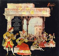 The Vienna Mandolin And Guitar Ensemble – Music For Mandolin And Guitar Ensembl