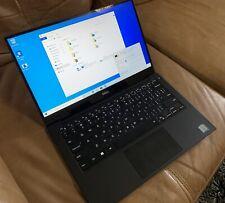 Dell XPS 13 9360 13 inch (512 GB, Intel Core i7 7th Gen., 2.7 GHz,8GB QHD+ Touch