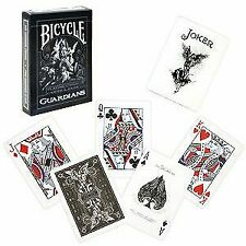 Bicycle Guardians Playing Cards by Theory 11
