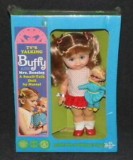 New ListingFamily Affair 1968 Mattel Buffy Mrs. Beasley Talking Mib Factory Sealed