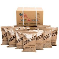 MRE Meals Ready to Eat -New Individual Meals- Great for Hiking Camping Emergency