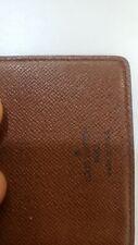 Louis vuittons wallet men authentic