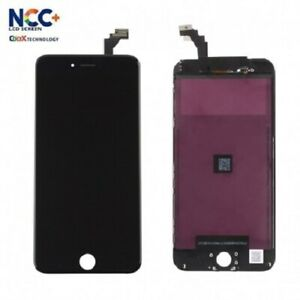 LCD Display+Touch Screen for Apple IPHONE 6 Black Equal all'Original Ncc Esr