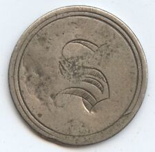 Love Token Seated Quarter (#6692) Carefully Check out the Photos.