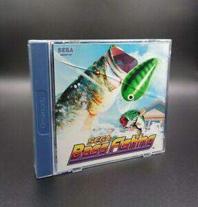 Sega - Dreamcast - Bass fishing - complet - PAL - état correct