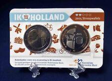 Nederland 2015 HCF coincard BU