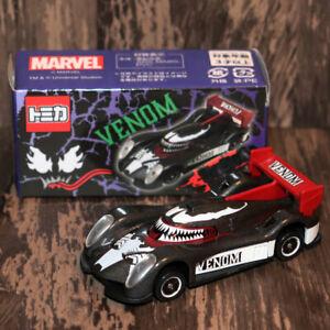 TOMICA VENOM Racing Car USJ Japan Limited Edition Marvel Universal Studios MInt