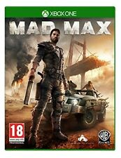 Mad Max Ripper Special Collector's Steelbook Edition - Microsoft Xbox One Game PAL