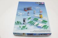 Kibri 8608 H0 Ausgestaltungsmaterial Accessories Bausatz in OVP